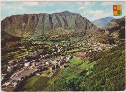 VALLS D'ANDORRA,ANDORRE,BELLE VUE AERIENNE - Andorra