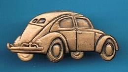 PIN'S //   ** COCCINELLE ** VOLKSWAGEN ** .  (© Qualité Collectors Série Limitée) - Volkswagen