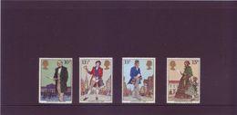 Gran Bretagna 1979 - Sir Rowland Hill, 4v MNH** Integri - Unused Stamps