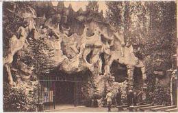 Mouscron   1260         Grotte De N.D. De Lourdes Au Tuquet - Mouscron - Moeskroen