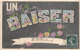 53 - MAYENNE / 53771 - Désertines - Un Baiser - Belle Fantaisie - Autres Communes