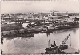 R 24 : Pas  De  Calais :  BOULOGNE  Sur  MER  : Les  Bassins  1957 - Boulogne Sur Mer