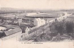 Carte 1910 LA FLECHE  / LE VELODROME - La Fleche