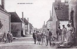 10 - Les Grandes Chapelles -  Grande Rue - Autres Communes