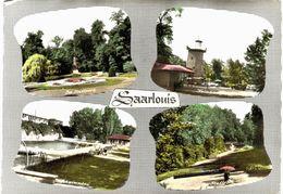 Allemagne - Saarlouis Stadtpark Schwimmbad ... - Kreis Saarlouis