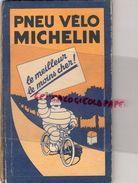 75 - PARIS -CARTE CYCLISTE -CYCLISME- MICHELIN -RARE 1948-MNTES-MEULAN-PONTOISE-GONESSE-MEAUX-SENLIS-LUZARCHES-ISLE ADAM - Cartes Routières