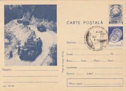 MILITARIA, SOLDIERS, TRUCK, MARSHAL ION ANTONESCU, PC STATIONERY, ENTIER POSTAL, 1991, ROMANIA - Militaria
