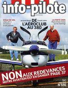 Info-Pilote N°591 - Aviation