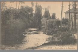 CPA 38 - Jallieu - Le Bords De La Bourbre - Jallieu