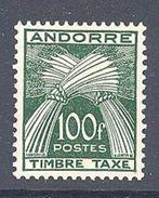 Andorre: Yvert Taxe N° 41**; MNH - Timbres-taxe