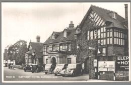 CPSM Royaume Uni - Pangbourne - Elephant Hotel - Inghilterra