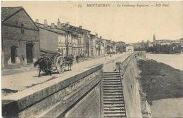 82.MONTAUBAN.LE FAUBOURG SAPIACOU - Montauban
