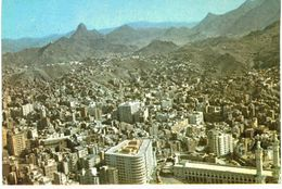 Asie - Arabie Saoudite - Mecca City Aerial View - Arabie Saoudite