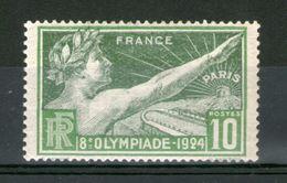 N° 183f*_papier Mince_TRES Bon Centrage_1 Dent Claire - Unused Stamps