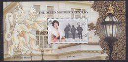 Falkland Islands 1999 Queen Mother's Century M/s  ** Mnh (37108) - Falklandeilanden