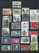 RB - 24 X Groot Britannié - England - Pracht Lot - Afgestempeld - Nr. 81 - Briefmarken