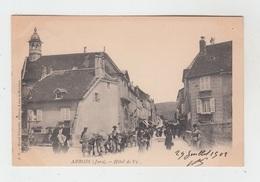 39 - ARBOIS / HOTEL DE VILLE 1902 - Arbois