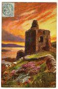 CPA   ECOSSE      EDITION OILETTE    THE WEST HIGHLANDS OF SCOTLAND   1906    TARBERT CASTLE - Argyllshire