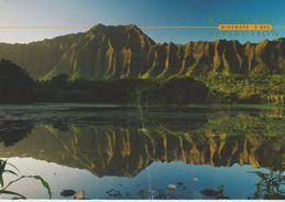 KO'OLAU REFLECTION - Oahu