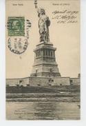 U.S.A. - NEW YORK - Statue Of Liberty - Statue De La Liberté