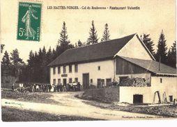 Carte Postale Ancienne De COL Du BONHOMME - France