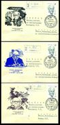 USSR 1991 6255 A.D. SAKHAROV. PHYSICIAN-THEORETICIAN, NOBEL PRIZE LAUREATE - 1923-1991 URSS