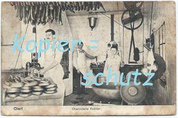 Clerf (Clervaux / Klierf) - Charcuterie Koener (siehe Zustand !!!) - Clervaux