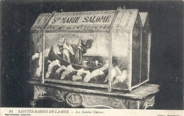84. SAINTES-MARIE-DE-LA-MER - LES SAINTES CHASSES . NON ECRITE - Saintes Maries De La Mer