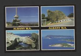 Postcard WESTERN AUSTRALIA ALBANY THE SCENIC WONDERLAND - Unclassified