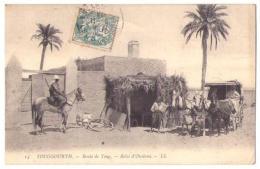 (Algérie) 273, Touggourth, LL 14, Route De Toug, Relai D'Ouslana, Format 137 X 88 - Andere Steden