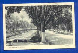 POSTCARD BRASIL BRAZIL RIO DE JANEIRO PETROPOLIS 1940s - Postcards