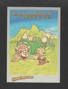 1990years Art Postcard COMIC DINOSAUR DINOSAURS - Comics