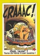 ART POSTCARD COMICS COMIC ASTÉRIX  ET CLÉOPÂTRE - Comics