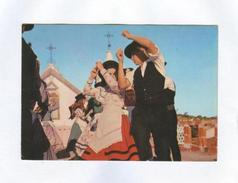 Postcard PORTUGAL ALGARVE FOLKLORE DANCE DANCES FOLK - Postcards