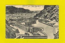 POSTCARD YEMEN ADEN WATER TANKS 1910 YEARS - Postcards