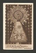 N.S. DEL PILAR ZARAGOZA POSTCARD1940/50 SPAIN ESPAÑA ESPANA RELIGION CATHOLIC Z1 - Postcards