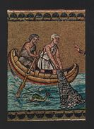 THE CALLING APOSTLES ST. PETER & ANDREW ART POSTCARD 1960 Years  ITALY RAVENNA - Religions & Beliefs