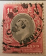 Somaliland Protecturate  - (0)  - 1904   - # 28 - Somaliland (Protectorate ...-1959)
