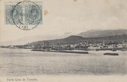 Espagne - Islas Canarias - Santa Cruz De Tenerife - 1912 - Tenerife