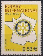 2006 'Frankreich   Mi. 4131 **MNH   100 Jahre Rotary International Selbstklebend; - Frankreich