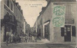 CPA 64 - Pyrénées Atlantiques - Navarrenx - Grande Rue - Animée - Groupe Enfants - Andere Gemeenten