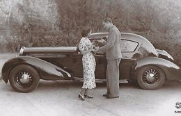 MARQUIXANES (PYRENEES OIENTALES - 66) - RARE CPA PHOTO A VOIR, ECRITE DE 1940 - France