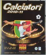 Album Vuoto Calciatori 2010/2011 - Per La Raccolta Di Figurine - Edizione Panini N. 1/2011 - Panini