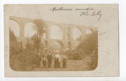 ALLEMAGNE - PLAUEN - CARTE PHOTO - Le Viaduc - Plauen