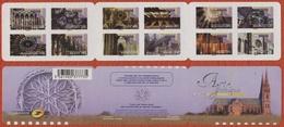 N° BC552 La Bande Carnet,non Pliée  2011 ART GOTHIQUE ** Neuf - Definitives