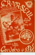 ACCORDÉON BELGIQUE VERVIERS PARTITION THEO DANTOING CA VA SEUL MARU EL CORDOBA LECOMTE - Música & Instrumentos