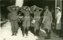 LIBERATION PARIS LUXEMBOURG Prisonniers Allemands 2ème DB Août 1944 2ème Guerre Mondiale - Oorlog, Militair