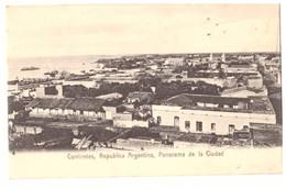 Corrientes, Republica Argentina, Panorama De La Ciudad - Argentina