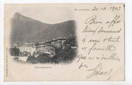 BRESIL - RIO De JANEIRO - Hôtel International 1900... - Rio De Janeiro