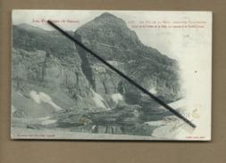 CPA - Les Pyrénées (2e Série ) - Le Pic De La Géla , Derrière Troumouse-Fond De La Vallée De La Géla,qui Aboutit ....... - France